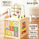 【びっくり特典あり】【送料無料】 森のあそび箱 エドインター おもちゃ 知育玩具 あそび道具【YK08c】
