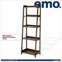 【◆】【送料無料】 emo. ラック5段 EMR-2183 エモ 収納家具 フリーラック 木製収納