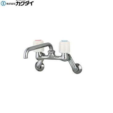 カクダイ[KAKUDAI]キッチン用水栓2ハンドル混合栓1240SKK-170[寒冷地仕様]【送料無料】