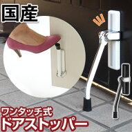 ドアストッパー・マグネット・磁石・鉄製ドア・木製ドア・アルミドア