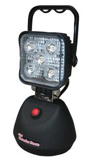 LED投光器充電式サンダービームLED-J15