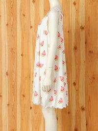 [Rakuten BRAND AVENUE]サマーフルーツ柄ドレス gelato pique ジェラートピケ インナー/ナイトウェア【送料無料】