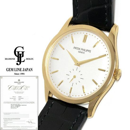 腕時計, メンズ腕時計  5196J-001 YG 37mm