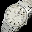 【中古】オメガ ジュネーブ ST166.070 オートマチック ステンレススチール製 メンズ腕時計