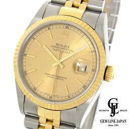 promo code df331 f305c ロレックス デイトジャスト 16233の中古腕時計 - 腕時計投資.com