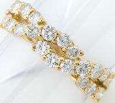 ティファニー ダイヤモンド 18金イエローゴールド 11号 リング・指輪【中古】(2200000230942)