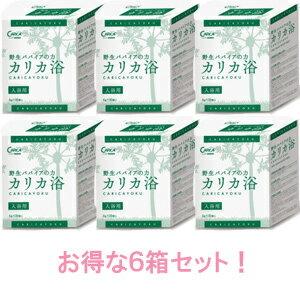 カリカ浴(4g×10包)×6箱 カリカセラピSAIDO-PS501」の...