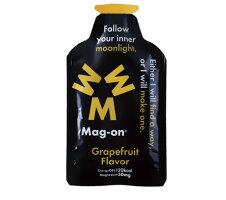 マグオンエナジージェル(グレープフルーツフレーバー)Mag-on(41g×12個)水溶性マグネシウムサプリメントミネラルトレーニング持久走4589941520076【HS】