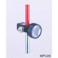 ペンタックス測量機MPU26インチプリズムセット(定数0)スライド式測距/光波/ミラー/トータルステーション用