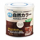 ☆あす楽対応☆アトムハウスペイント(自然塗料/速乾/ステイン)水性自然カラー(天然油脂ステイン)0.7Lナチュラルホワイト