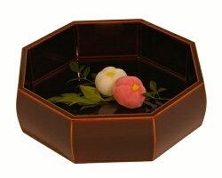 飛騨春慶八角鉢