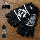 手袋メンズ暖かいオルテガシンサルート中綿入りフリース835W8901