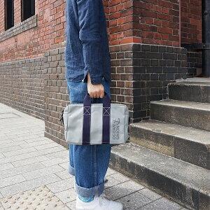 横浜帆布鞄×OCEANUNIONアビエーターキットバッグ(1/2S)