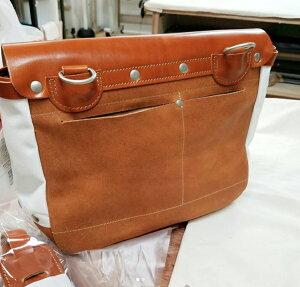 横浜帆布鞄×OCEANUNIONPostManBag