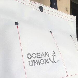 【横浜帆布鞄×OCEANUNION】ボートトートバッグ
