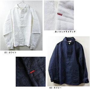 GENERALSTORE丸襟POポケットシャツ【6224】