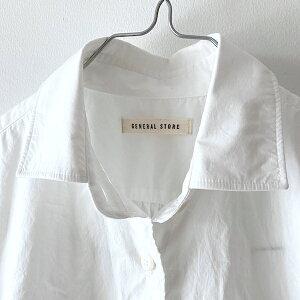 【4/7より発送予定】GENERALSTORE/Aライン8分袖シャツ