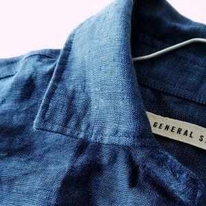 予約商品)Aライン8分袖シャツ
