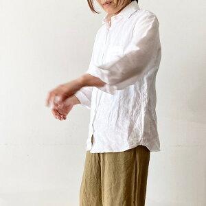 【4/7より発送開始】GENERALSTORE/Aライン8分袖シャツ