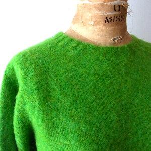 シェットランドシャギードッグセーター
