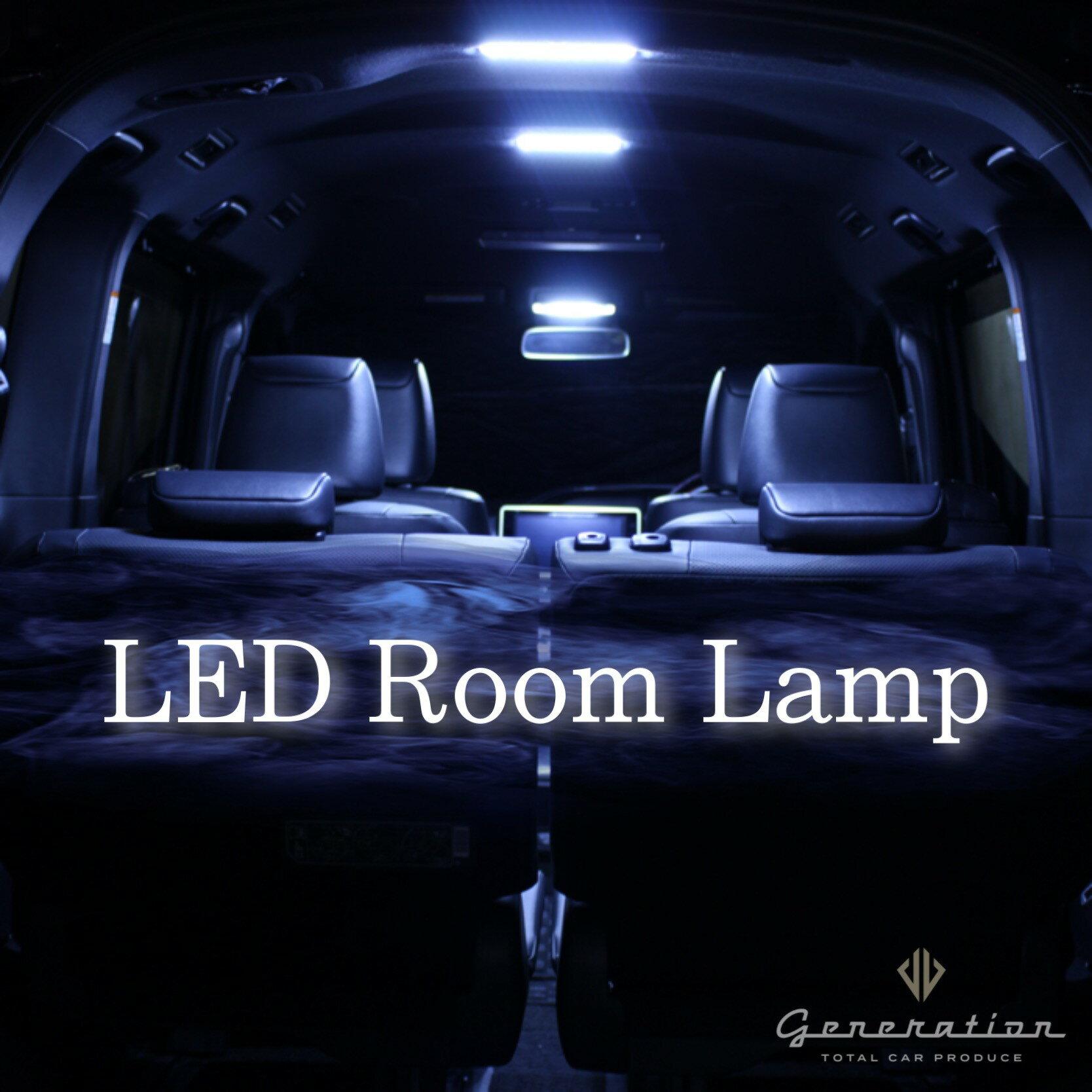 ライト・ランプ, ルームランプ  ELGRAND E52 SMD 12 LED led smd
