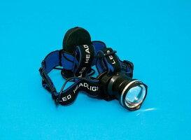 【送料無料】超高輝度ハイパー3WLEDヘッドライト