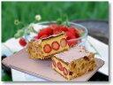 【 いちご の季節限定】 苺 の ミルフィーユ 約22cm×...