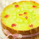 φ15cm メロン の ショートケーキ ( メロンケーキ )バースデーケーキ ホールケーキ ショートケーキ 誕生日 フルーツケーキ 【楽ギフ_包装】
