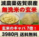 九州・佐賀県知事認証特別栽培(減農薬)発芽玄米白米モードで楽々炊飯!健康食習慣にお役立て...