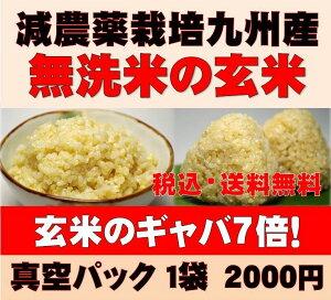 圧倒的に美味しい発芽玄米・玄氣は白米モードで楽々炊飯できる無洗米!減農薬(減農薬・減化学...