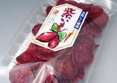 紫芋チップス(90g)P16Sep15