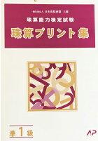 (AP)日商・日珠連珠算プリント集(準1級・大判)