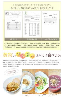 ビーポーレン45g無添加オーガニックポスト投函便対応可健康食品の原料屋