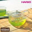 HARIO(ハリオ) 茶茶急須 丸 450ml CHJMN-45T【耐熱ガラス製急須】【急須 用途:お茶】【楽ギフ_包装】【メール便不可】