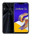 【19日20時〜限定10倍】【中古】【安心保証】 SIMフリー ZenFone5z[128G] ブラック