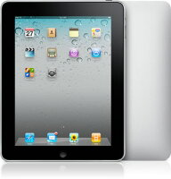 【中古】【安心保証】 iPad1[WiFi 16GB] ブラック