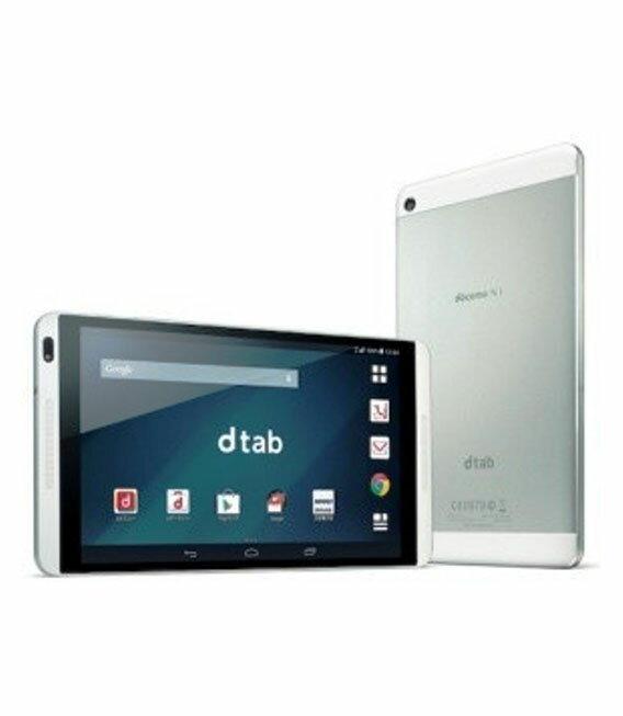 スマートフォン・タブレット, タブレットPC本体  docomo dtab d-01G