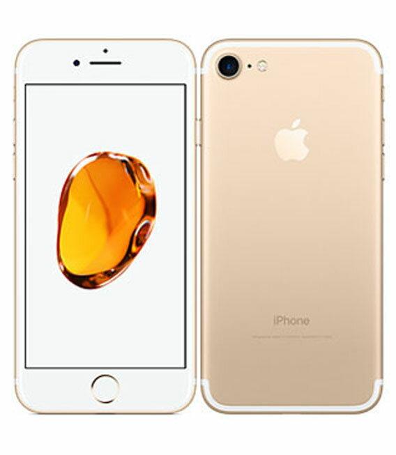 【中古】【安心保証】 SoftBank iPhone7 256GB ゴールド:ゲオモバイル