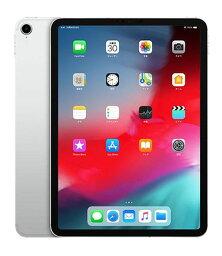 【中古】【安心保証】 SoftBank iPadPro-11_1[セルラー256G] シルバー