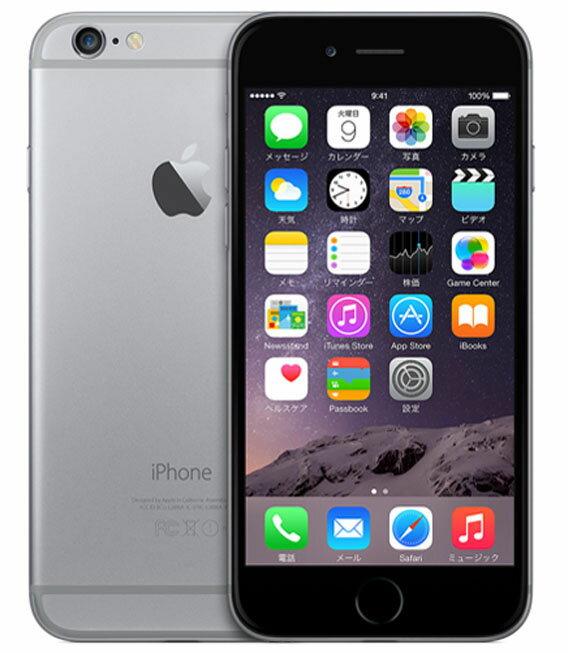本体/白ロム/スマートフォン/Bランク/SIMフリー/iPhone【中古】【安心保証】 SIMフリー iPhone6[...