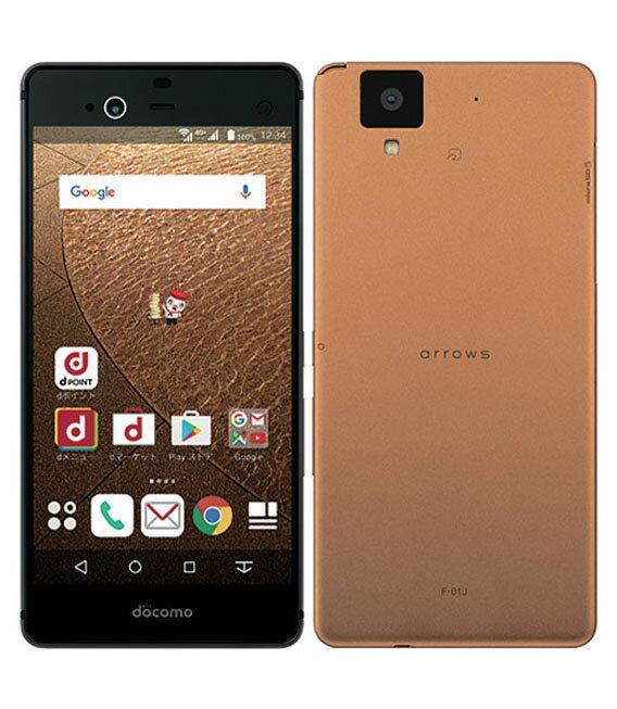 スマートフォン・タブレット, スマートフォン本体  docomo F01J