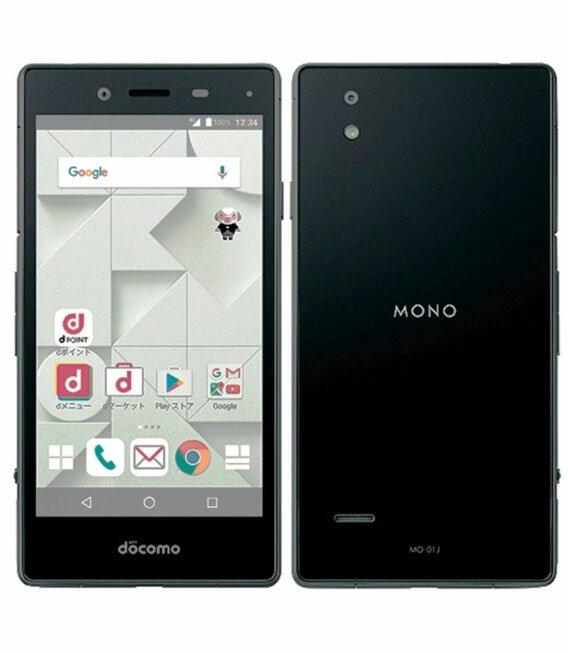 スマートフォン・タブレット, スマートフォン本体  docomo MONO MO-01J