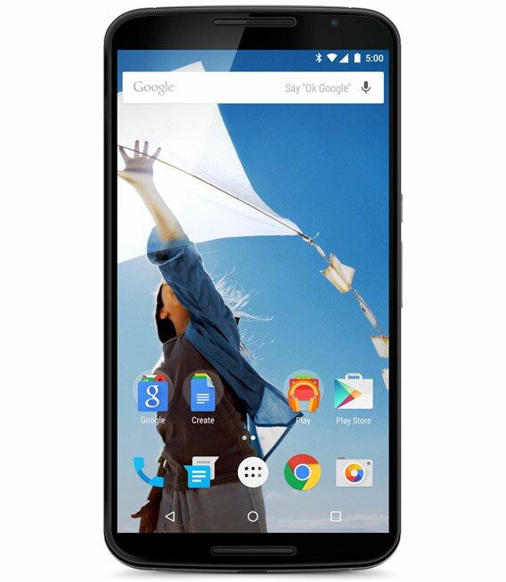 本体/白ロム/スマートフォン/Aランク/SIMフリー/Nexus【中古】【安心保証】 SIMフリー Nexus6[64...