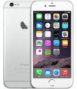【中古】【安心保証】SIMフリー iPhone6[海外16G] シルバー