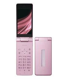 【中古】【安心保証】 docomo SHー02L ピンク
