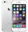 【中古】【安心保証】 docomo iPhone6[16GB] シルバー