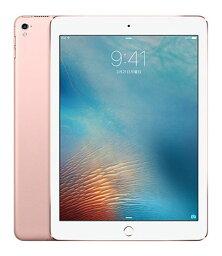 【中古】【安心保証】 au iPadPro-10.5_1[セルラー64G] ローズ
