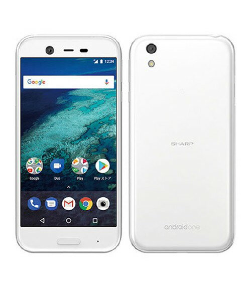 スマートフォン・タブレット, スマートフォン本体  Y!mobile Android One X1