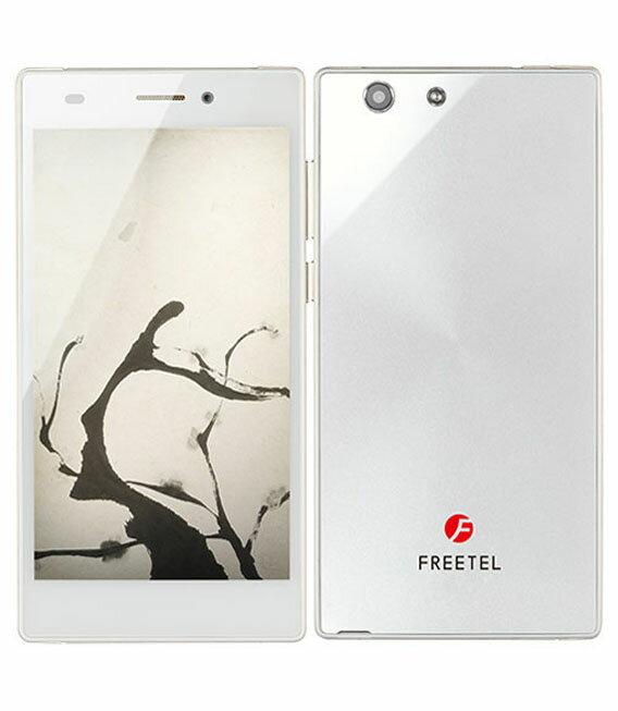 本体/白ロム/スマートフォン/Aランク/SIMフリー/freetel【中古】【安心保証】 SIMフリー freetel...