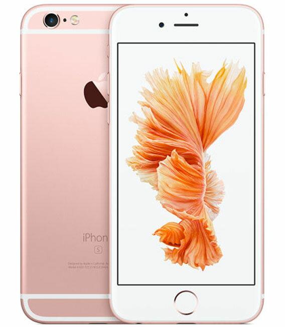 【中古】【安心保証】 docomo iPhone6s[64G] ローズゴールド:ゲオモバイル